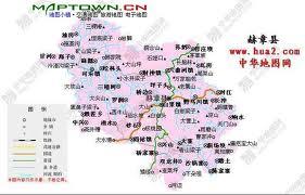 贵州毕节毕节市. 市区地图高清图片
